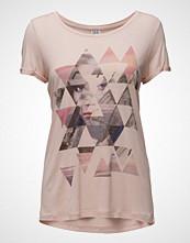 Saint Tropez T-Shirt W Graphic Print