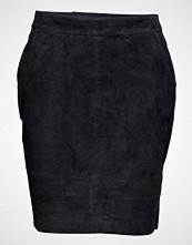 Gestuz Char Suede Mini Skirt Ms17