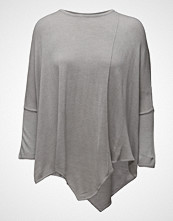 Saint Tropez Knit Blouse With Visible Seam