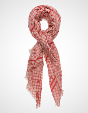 UNMADE Copenhagen Ornament Checkered Scarf