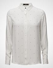 Mango Polka-Dot Print Shirt