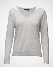 Mango Cut-Out Knitted Sweater