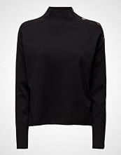 Mango Contrast Buttoned Sweater