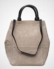 Mango Medium Leather Bag