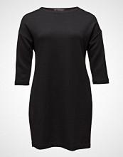 Violeta by Mango Stripe Textured Dress