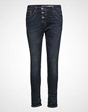 Please Jeans Classic Dark Blue No Holes