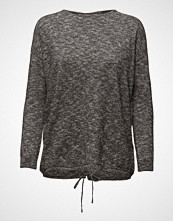 Mango Interwoven Drawstring Sweater