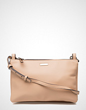 Mango Zipped Pebbled Bag