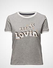 Tommy Hilfiger Cotton Printed T-Shirt Gigi Hadid