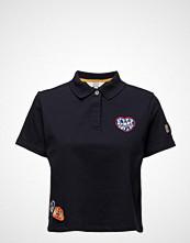 Tommy Hilfiger Cotton Pique Cropped Polo Gigi Hadid