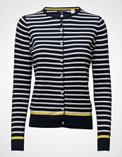 Gant O1. Breton Stripe Cotton Cardigan