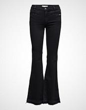 Odd Molly Janis Black Stretch Flare Jean