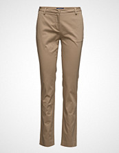 Gant O1. Satin Stretch Slack Pant