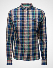 Lee Jeans Slim Western Workwear Blue