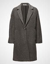 Mango Unstructured Wool Coat
