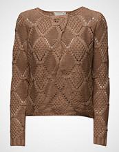 Cream Ivy Knit Cardigan
