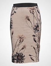 Saint Tropez Daisy Print Jersey Skirt