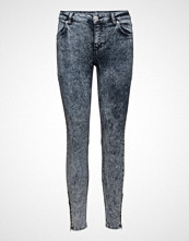2nd One Nicole 015 Zip, Showy Blue, Jeans