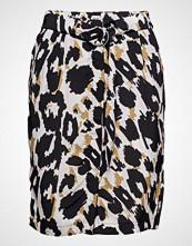 Saint Tropez Animal Printed Skirt