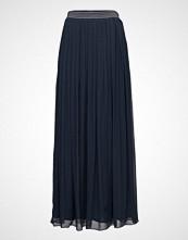 Tommy Hilfiger Gigi Hadid Silk Chiffon Maxi Skirt