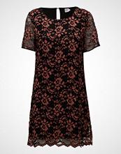 Saint Tropez Lace Dress W Short Sleeves