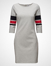Saint Tropez Block Striped Jersey Dress