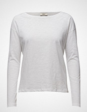 Stig P Dorrie Long Sleeve T-Shirt T-shirts & Tops Long-sleeved Hvit STIG P