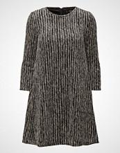Mango Jacquard Jersey Dress