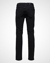 Mango Man Slim-Fit Black Tim Jeans