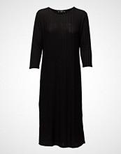 Mango Ribbed Jersey Dress