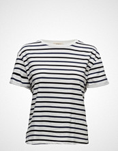 Lee Jeans Relaxed Stripe Tee Black