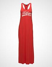 Tommy Hilfiger Kiara Maxi Logo Dress