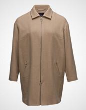 Violeta by Mango Side-Zip Wool Coat