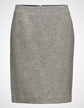Gant C. Herringbone Pencil Skirt