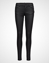 2nd One Nicole 108, Mat Black Coated, Pants