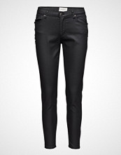 Fiveunits Penelope 374 Zip, Black Coated, Jeans