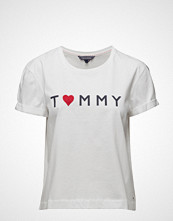 Tommy Hilfiger Tommy Logo Heart Tee
