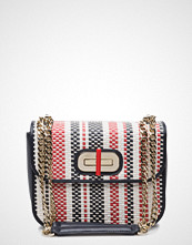 Tommy Hilfiger Turn Lock Crossover Pu Woven
