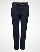 Violeta by Mango Detachable Belt Trousers
