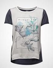 Saint Tropez T-Shirt With Front Print