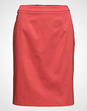 Gant O1. Satin Stretch Skirt