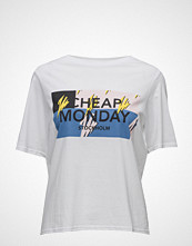 Cheap Monday Breeze Tee Bolts Logo