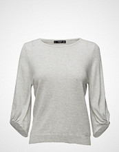 Mango Sleeve Knotted Sweater