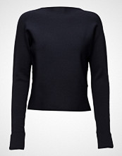 Scotch & Soda Sporty Ribbed Knit With High Tunnel Neck
