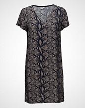Saint Tropez Snake Print Dress