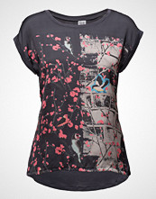 Saint Tropez T-Shirt With Front Bird Print