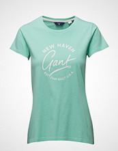Gant Gant Script T-Shirt Capsleeve