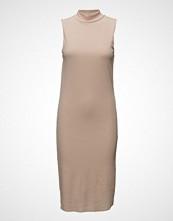 Selected Femme Sfjayla Sl Highneck Midi Dress Ex