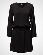Saint Tropez Dress W Smock Waistband
