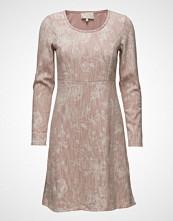 Cream Faly Ls Dress